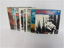 JOHN MAYALL VINYL RECORD LOT 8 LPS