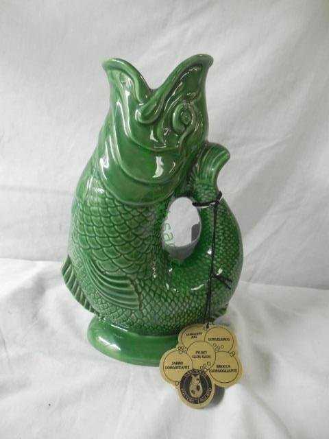 Dartmouth Pottery Fish Vase