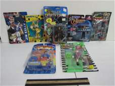 ASSORTED COLLECTIBLE ACTION FIGURES 7
