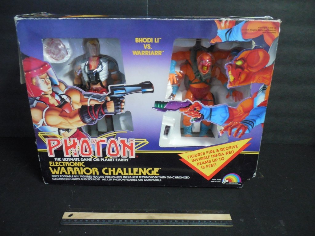 1986 PHOTON ELECTRIC WARRIOR CHALLENGE