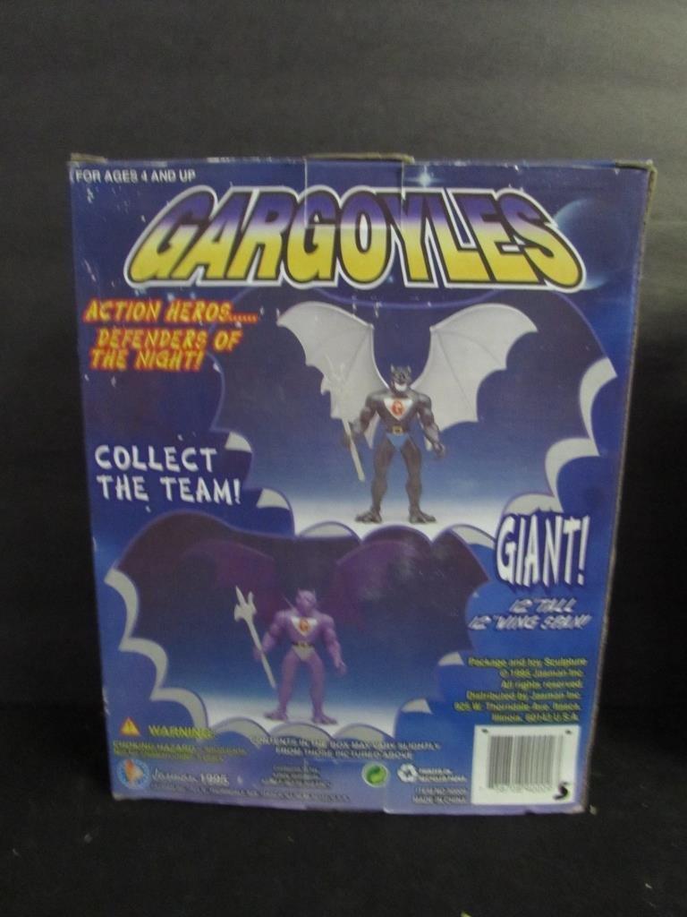 GARGOYLES ACTION FIGURES (2) - 5