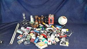 Cigarette Lighter Collection and more