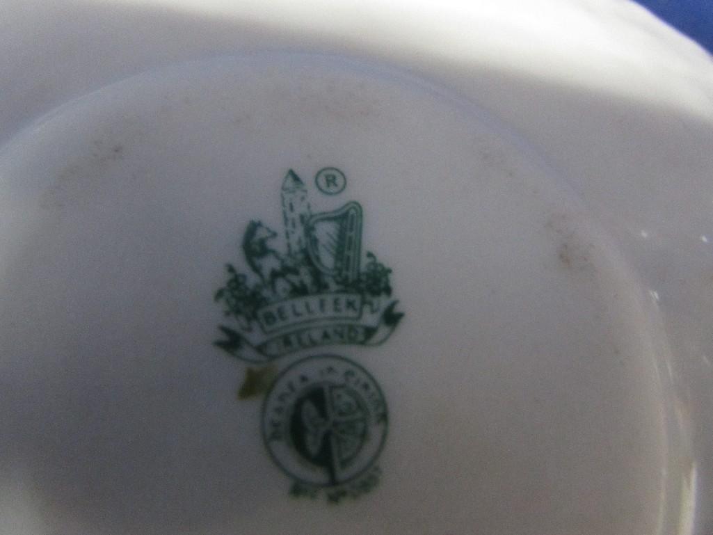 Belleek Dishware - 8