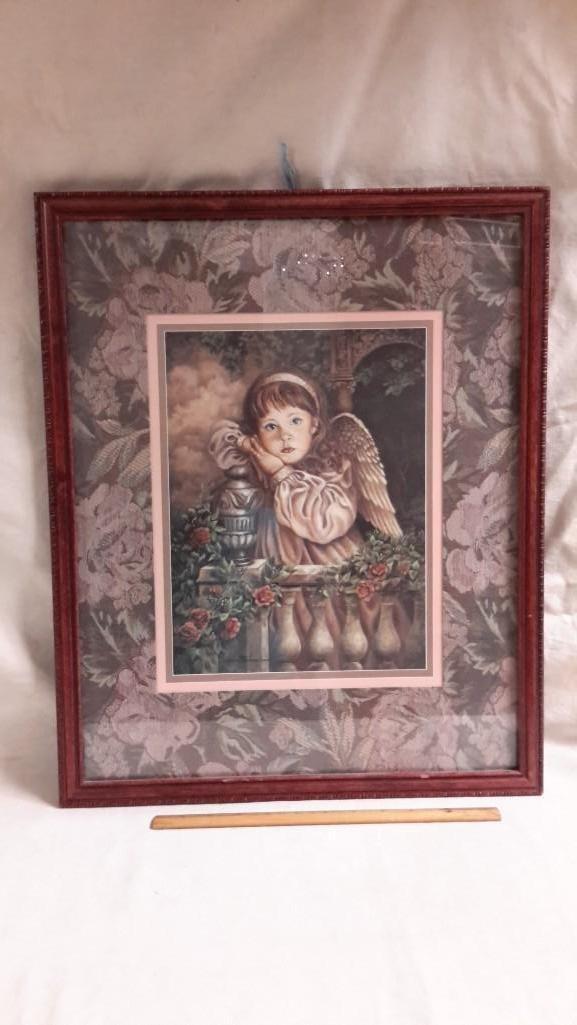 Donna Richardson Angel of Hope Print
