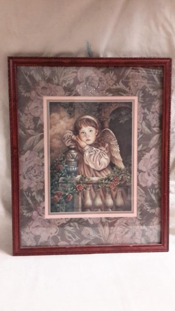 Donna Richardson Angel of Hope Print - 2