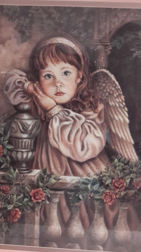 Donna Richardson Angel of Hope Print - 4