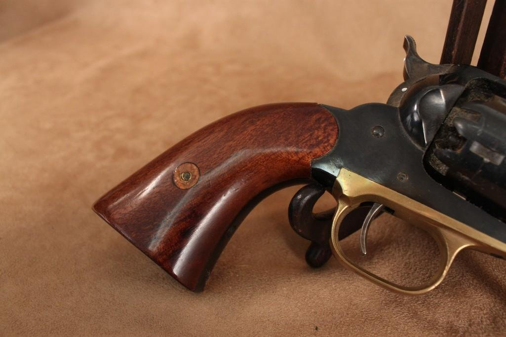 Pietta Model 1858 New Army .44 caliber Revolver Replica - 7
