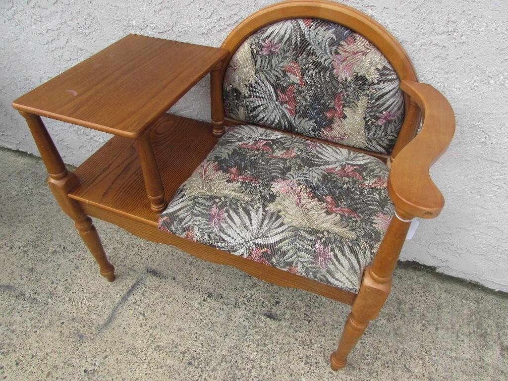 Telephone Table Chair Combo - 3