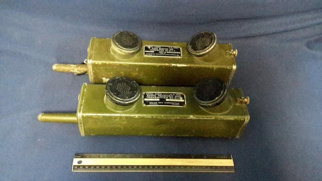 WWII Handy Talkies (2)