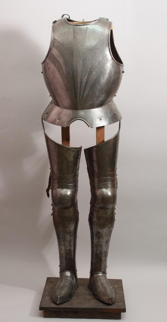 Reproduction Armor