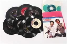 45 RPM Vinyl Records 16