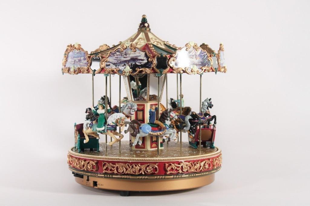 "Mr. Christmas ""The Carousel"""