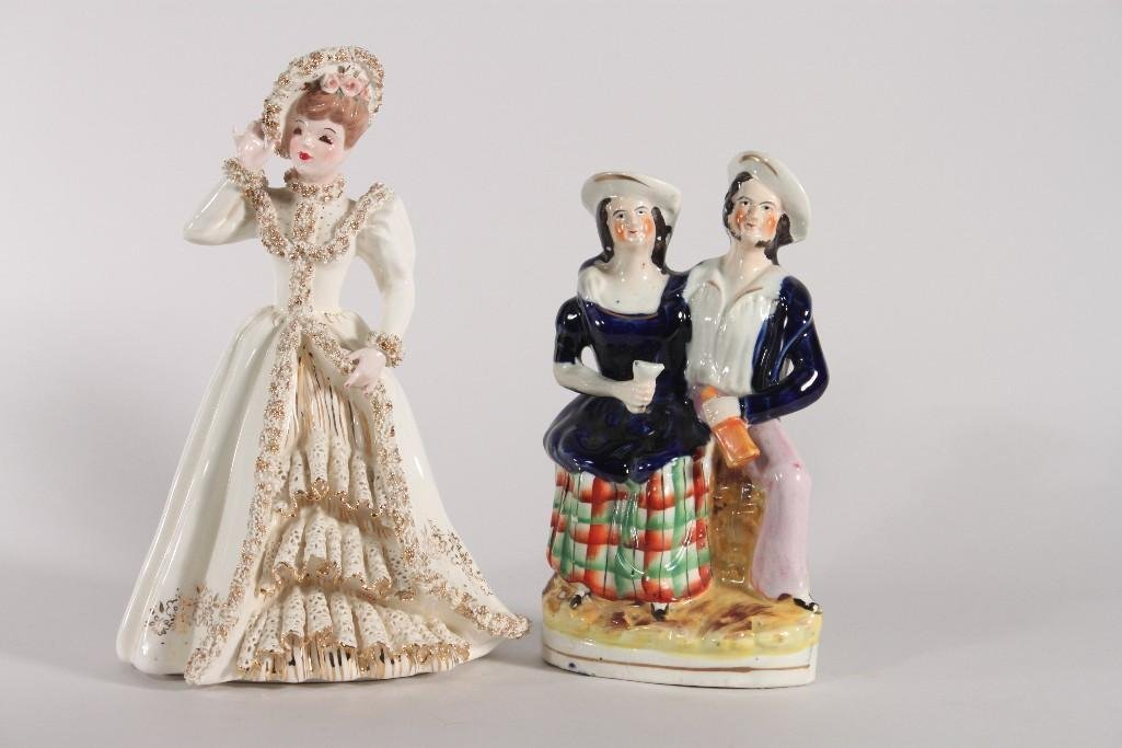 Porcelain Figurines (2)