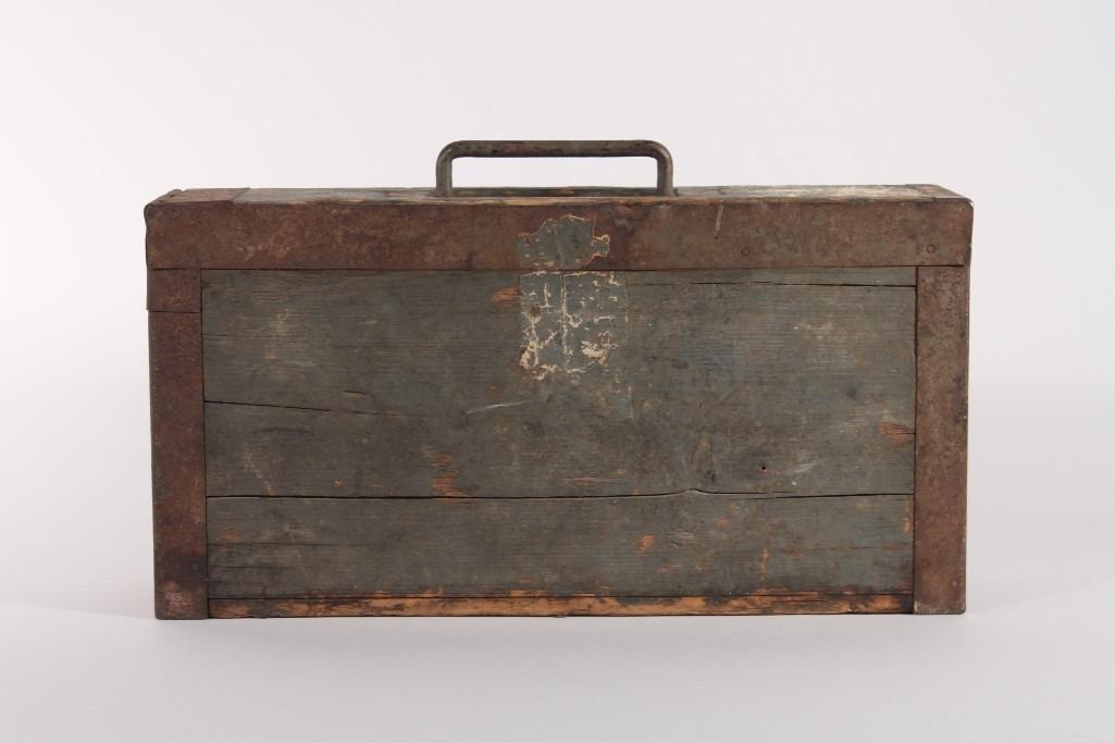 WWI German Ammo Box