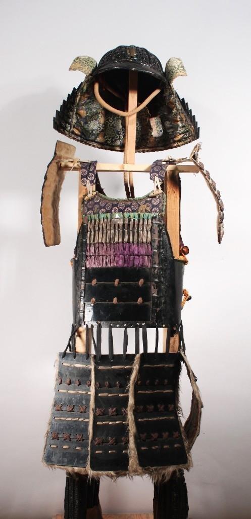 Authentic Samurai Armour