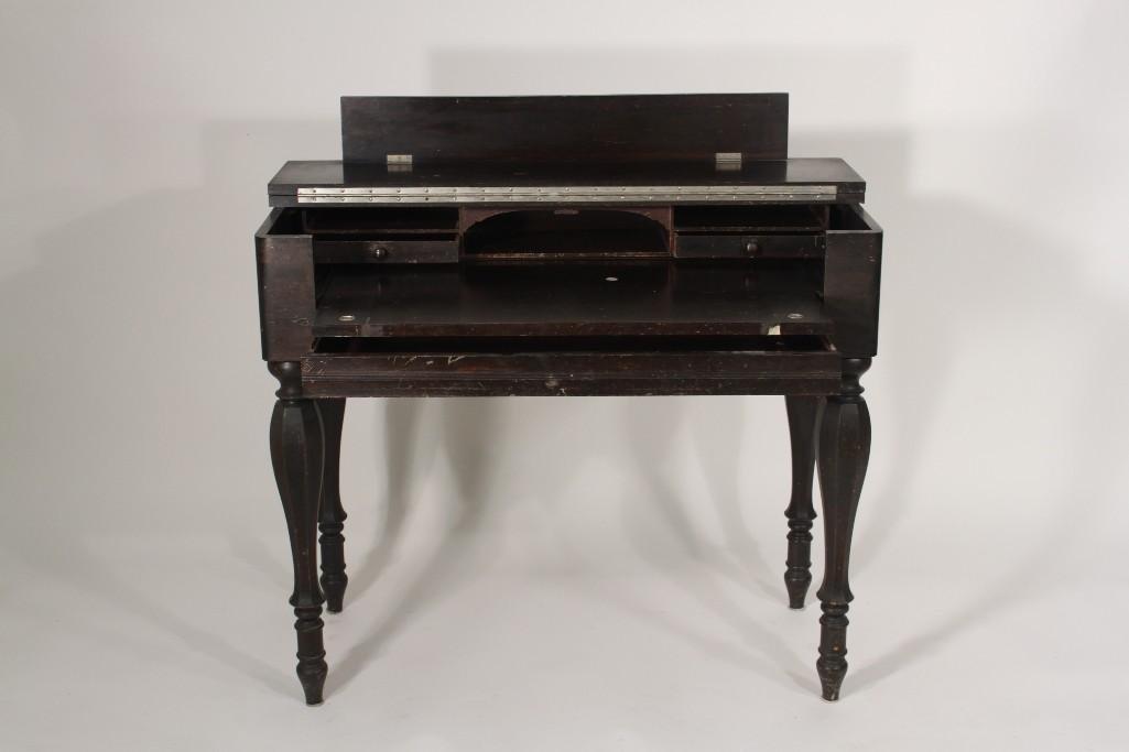 Vintage The Udell Works Fold Top Desk