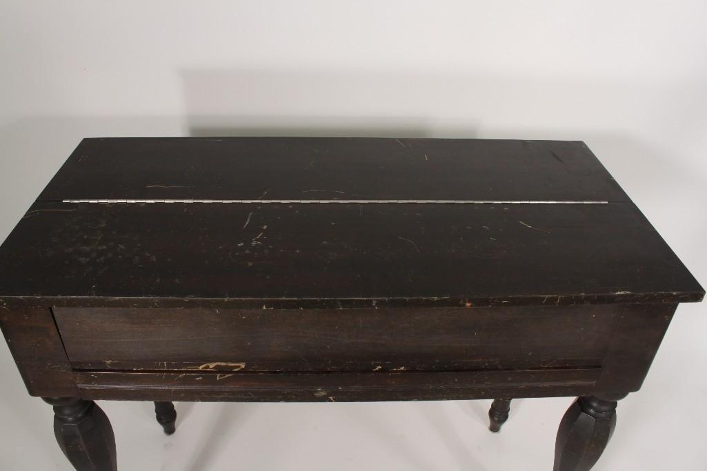 Vintage The Udell Works Fold Top Desk - 4
