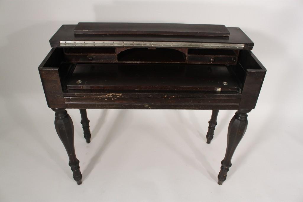 Vintage The Udell Works Fold Top Desk - 5
