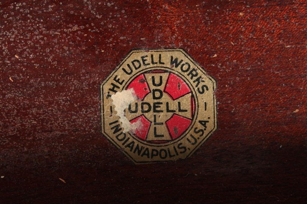 Vintage The Udell Works Fold Top Desk - 6