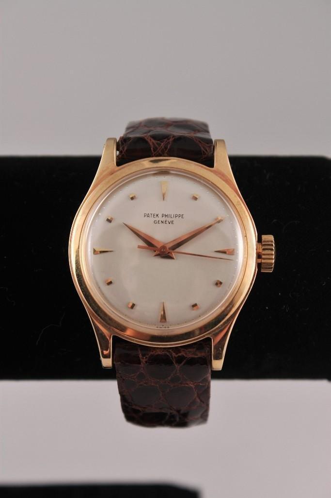 Patek Philippe, Geneve man's Wristwatch 18K