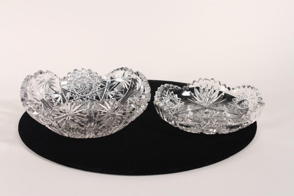 Crystal Bowls (2)