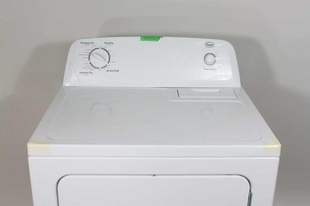 Roper Automatic Electric Clothes Dryer - 2