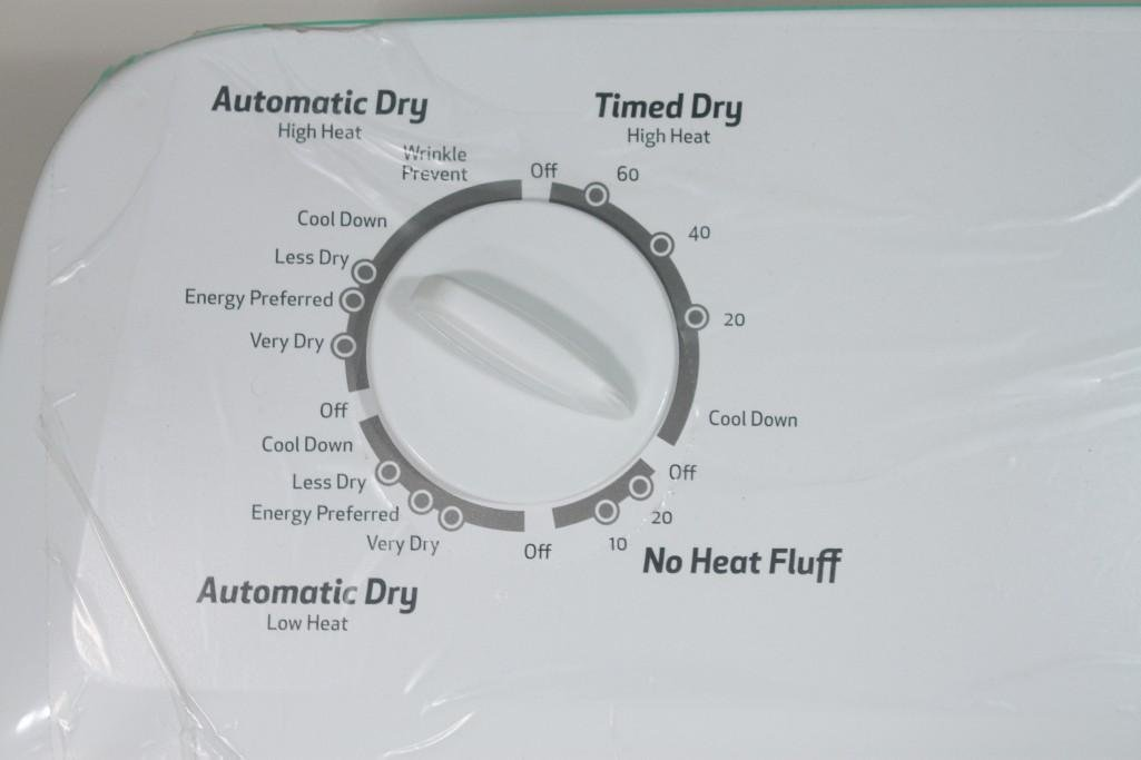 Roper Automatic Electric Clothes Dryer - 3