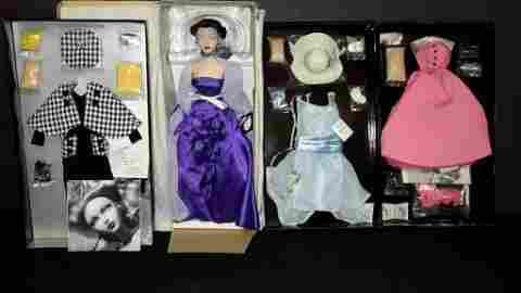 Gene - Night at Versailles Doll Plus Three  Fashion