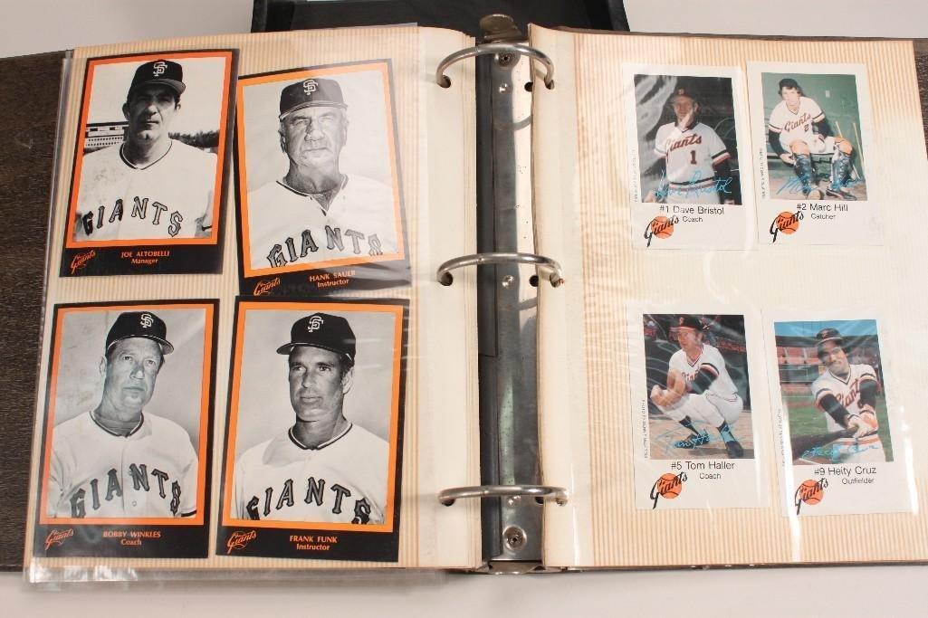 San Francisco Giants Collectibles