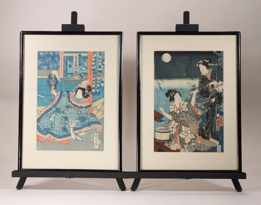 Japanese Geisha Art (2)