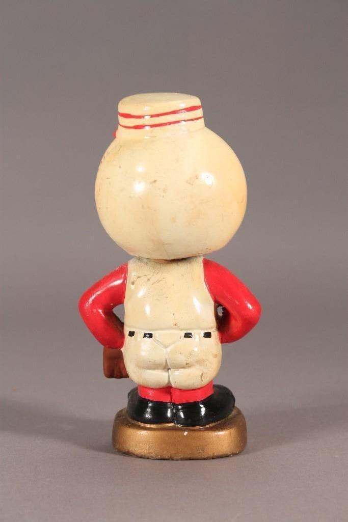 Vintage Cincinnati Reds Bobbleheads/Nodders (2) - 3