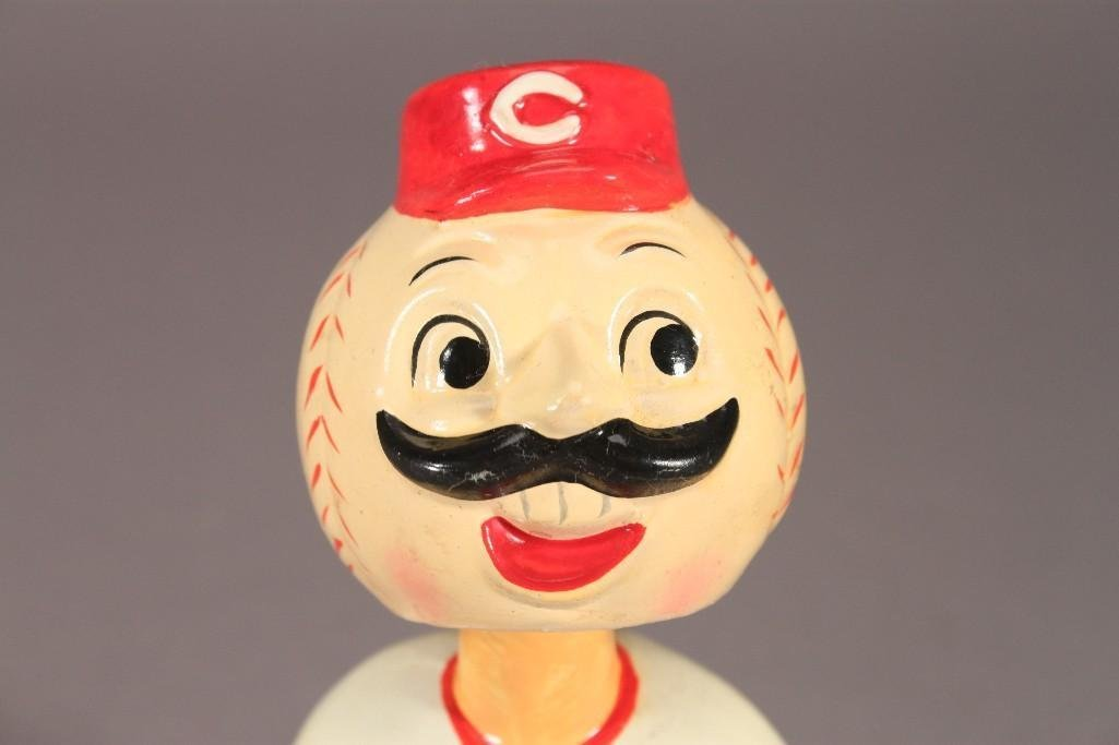Vintage Cincinnati Reds Bobbleheads/Nodders (2) - 5