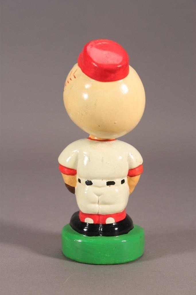 Vintage Cincinnati Reds Bobbleheads/Nodders (2) - 6