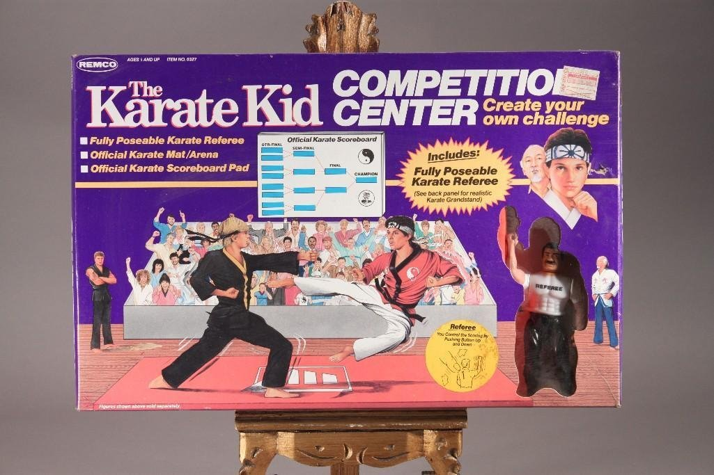 1986 Karate Kid Competition Center