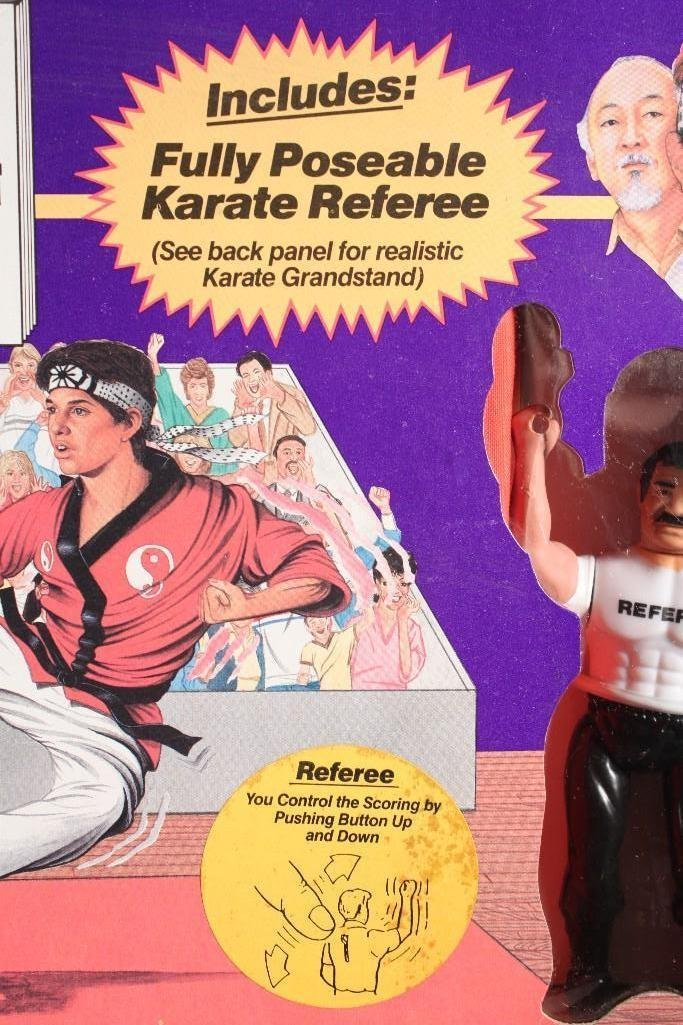 1986 Karate Kid Competition Center - 3
