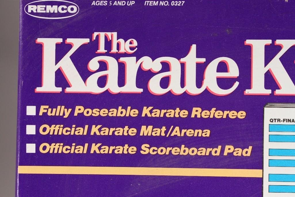 1986 Karate Kid Competition Center - 4