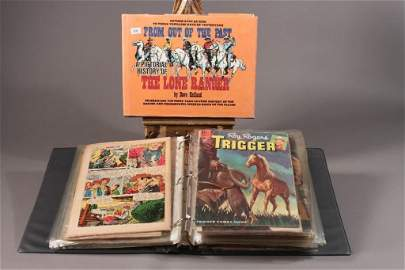 Roy Rogers Gene Autry Comic Books