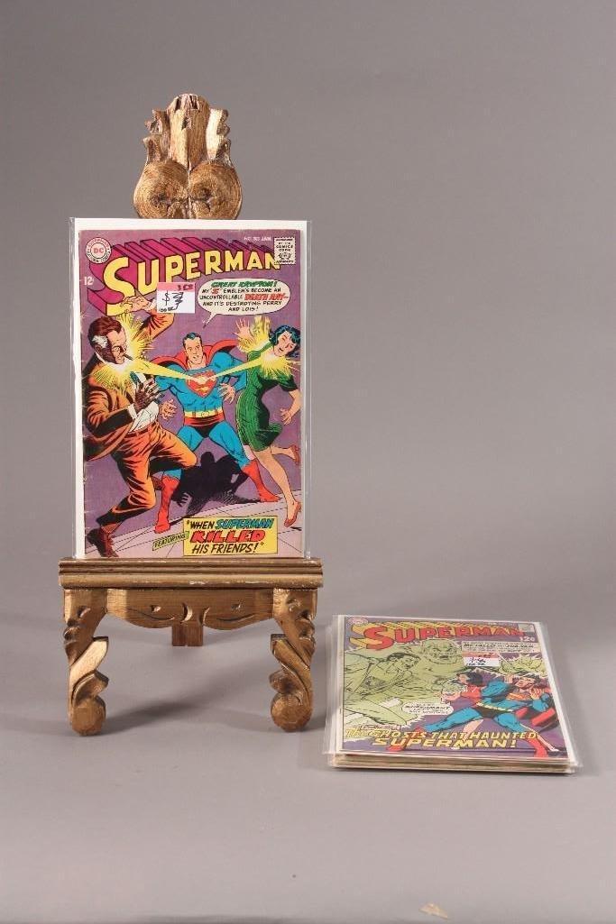 Superman Comic Books (6)