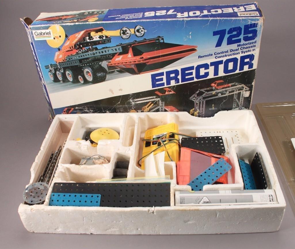 Vintage Gabriel Erector 725 Set - 3