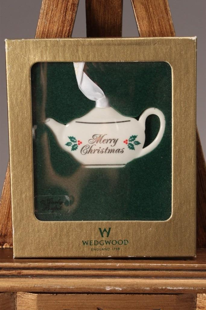 Wedgwood Ornaments (6) - 6