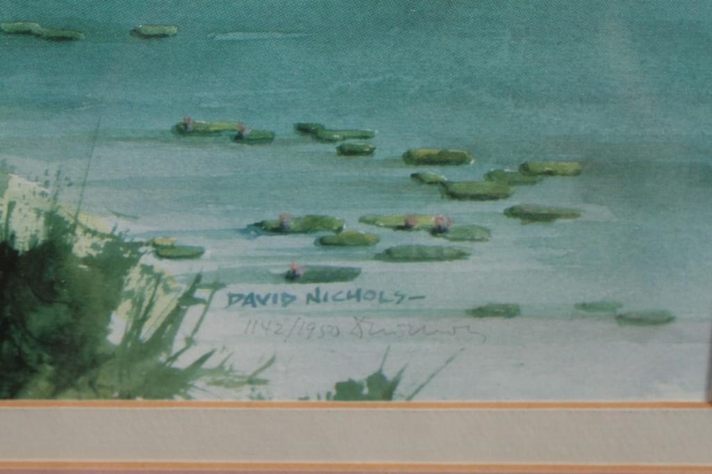Limited Edition David Nichols Artwork - 3
