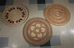 Round Woven Rugs 3