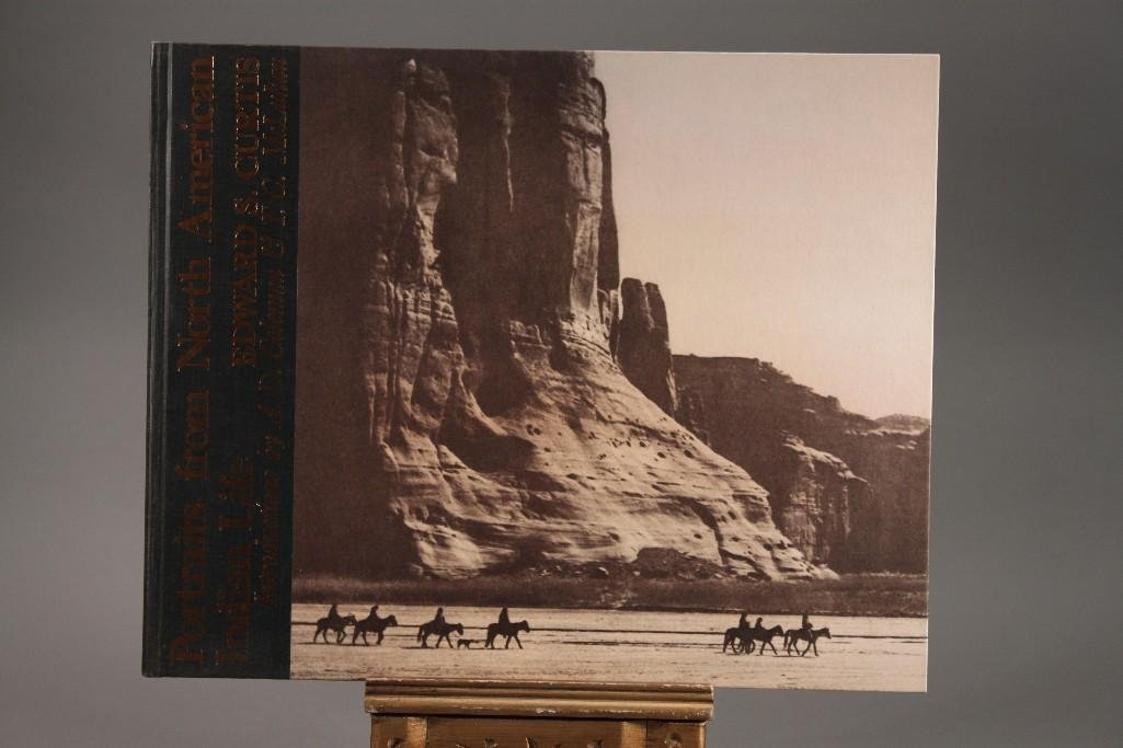 Edward S. Curtis Portraits from North American Indian