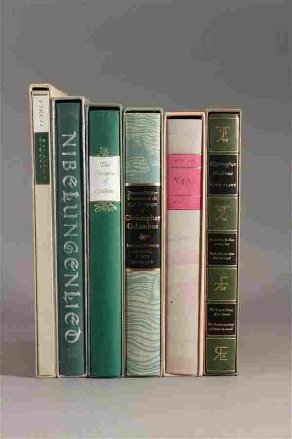 Vintage Hard Cover Books (6)
