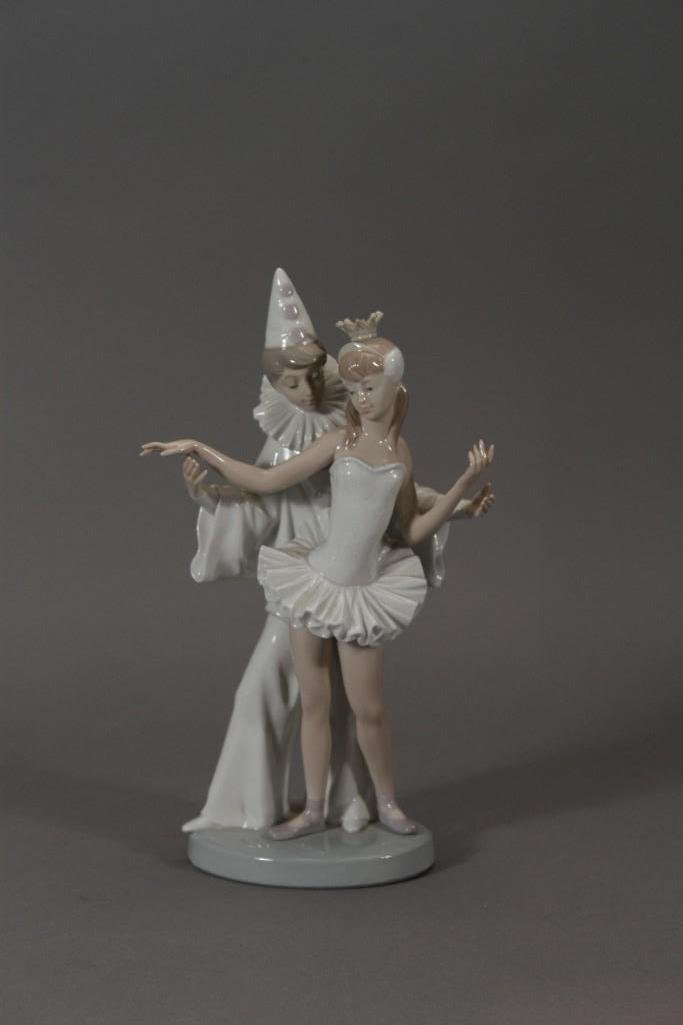 Lladro Carnival Couple No. 4882