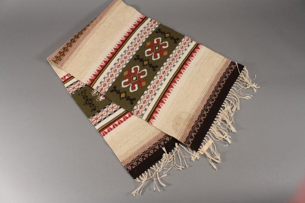 Norway Hand Woven Table Runner