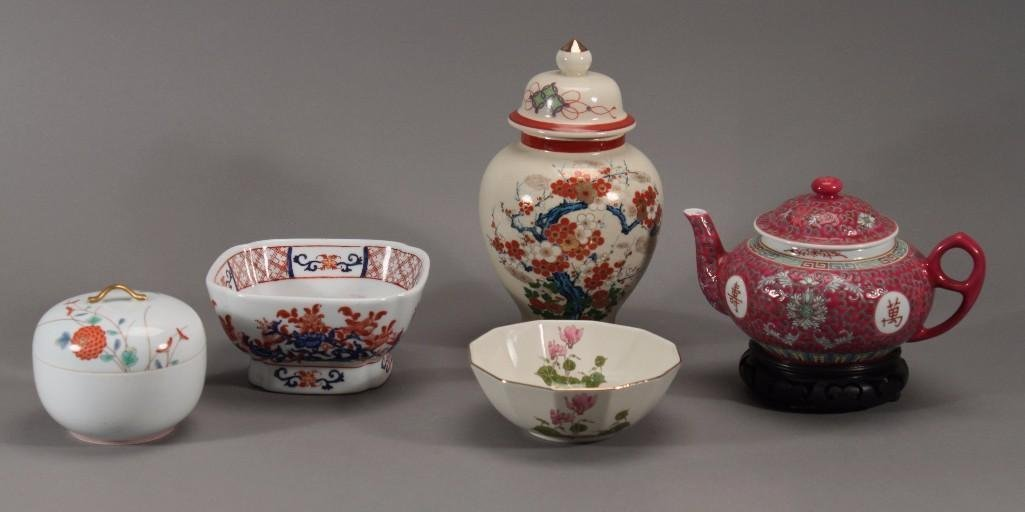 Asian Style Porcelain Home Decor (5)