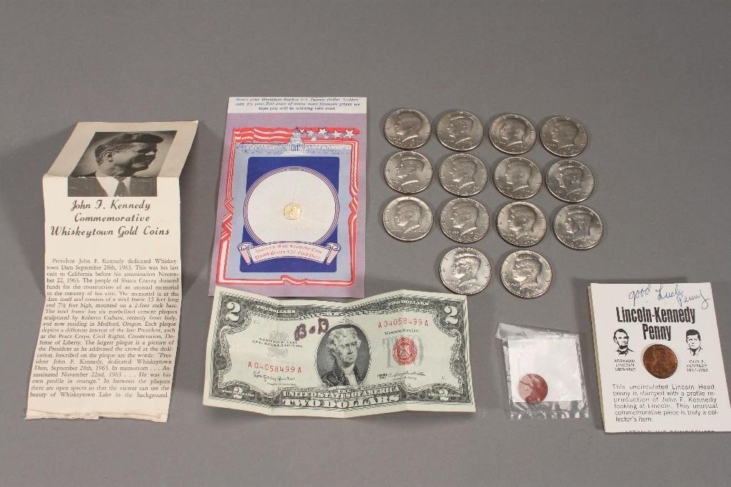 Collectible american currency
