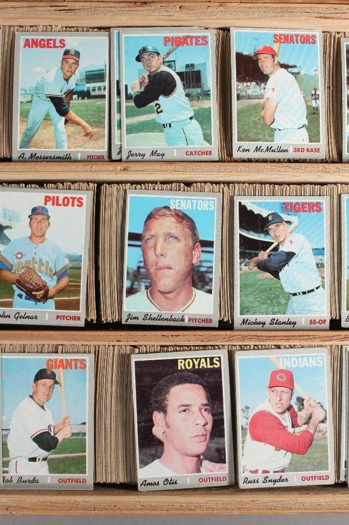 Collector Cards and Signed Willie Mays Poster - 5