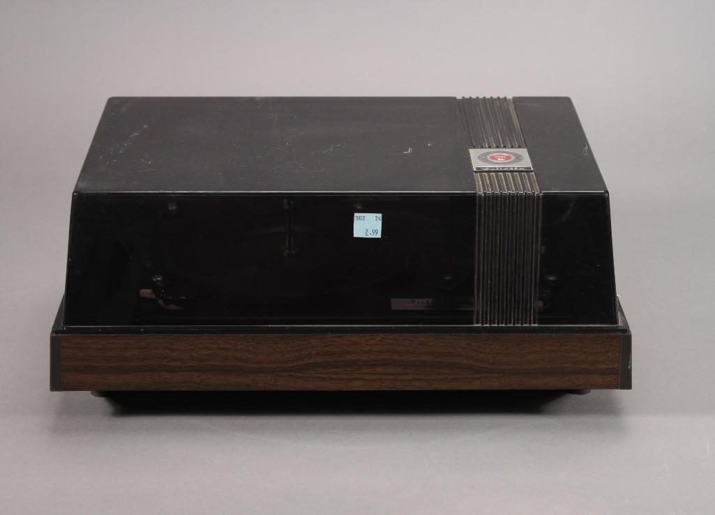 Vintage Juliette Automatic Changer Record Player